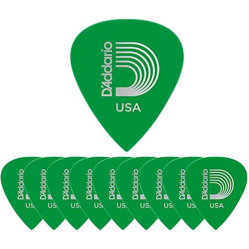 D'Addario Planet Waves Duralin Precision Medium Guitar Picks