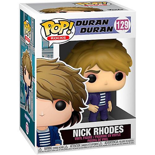 Funko Duran Duran POP! Rocks Nick Rhoades Vinyl Figure #129