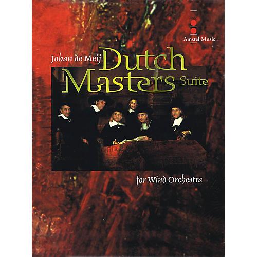 Amstel Music Dutch Masters Suite Concert Band Level 4 Composed by Johan de Meij