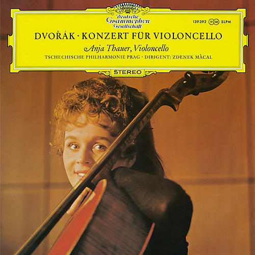Alliance Dvorak: Cello Concerto