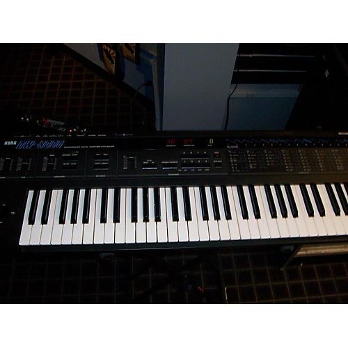 Korg Dw8000 Black Synthesizer