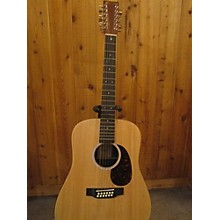 Martin Dx12ae 12 String Acoustic Electric Guitar