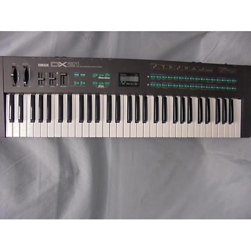 Yamaha Dx21 Synthesizer