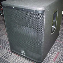 Yamaha Dxs12 Powered Speaker