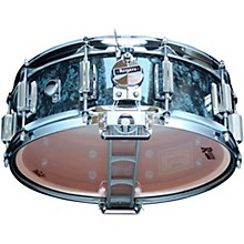 Dyna-Sonic Snare Drum with Beavertail Lugs 14 x 5 in. Black Diamond Pearl