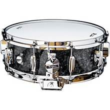 Dyna-Sonic Snare Drum with Bread & Butter Lugs 14 x 5 in. Black Diamond Pearl