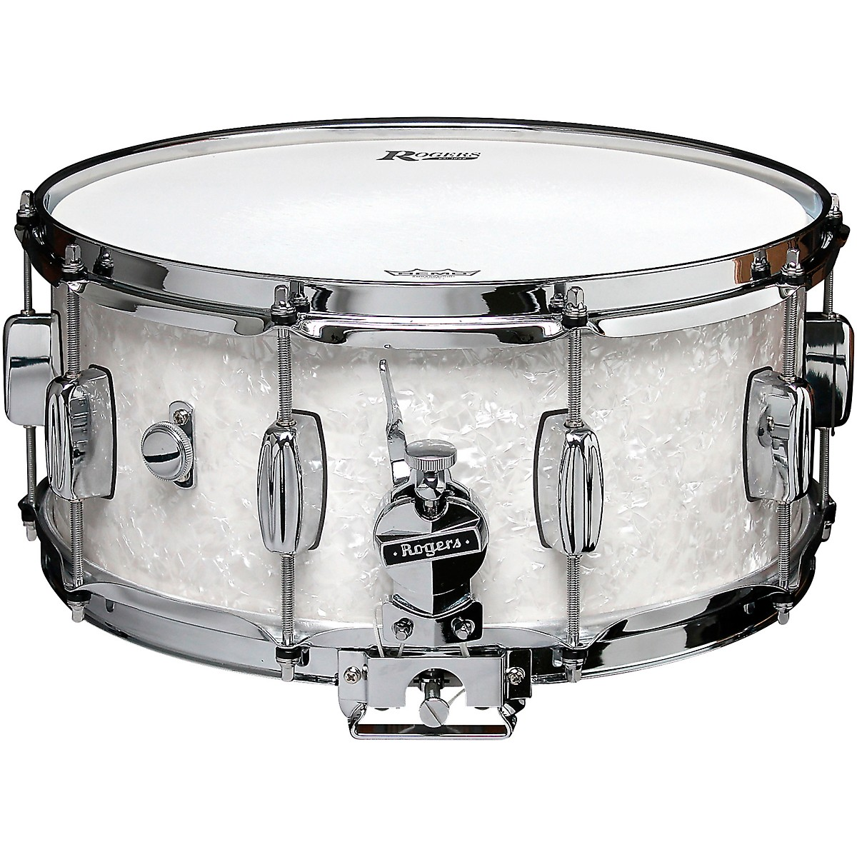 Rogers Dyna-Sonic Snare Drum with Bread & Butter Lugs