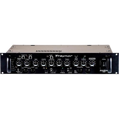 Traynor DynaBass DB400H 400W Bass Amp Head