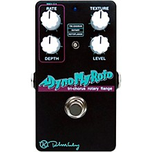 Keeley Dyno My Roto Tri Chorus Rotoflange Rotary Effects Pedal