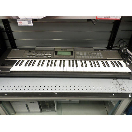 Roland Arranger Workstation Keyboard : used roland e 09 keyboard arranger keyboard workstation guitar center ~ Vivirlamusica.com Haus und Dekorationen