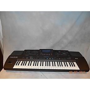 used roland e 96 keyboard workstation guitar center. Black Bedroom Furniture Sets. Home Design Ideas