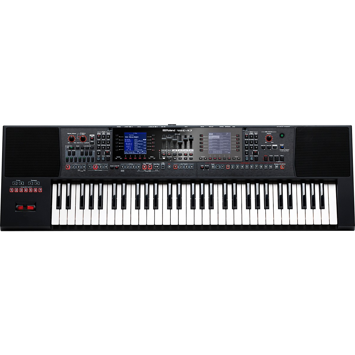 Roland E-A7 Arranger Keyboard