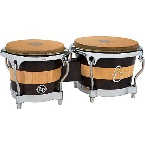 LP E-Class Bongos with Chrome Hardware