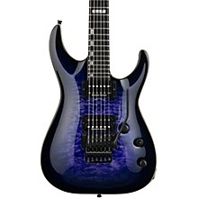 E-II Horizon Electric Guitar with Floyd Rose Reindeer Blue