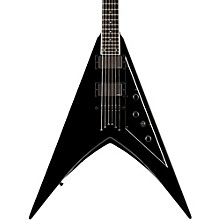 E-II V-STD Electric Guitar Black