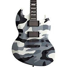 E-II VIPER Electric Guitar Urban Camouflage