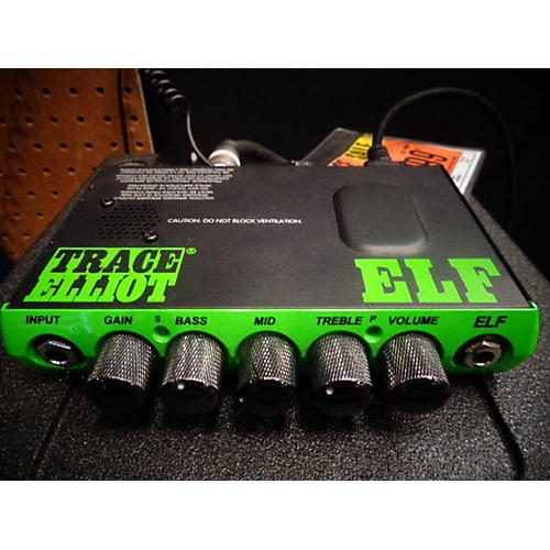 Trace Elliot E.L.F. Head Bass Amp Head