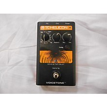 TC Helicon E1 ECHO AND TAP DELAY Effect Pedal