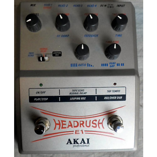 Akai Professional E1 Headrush Effect Processor