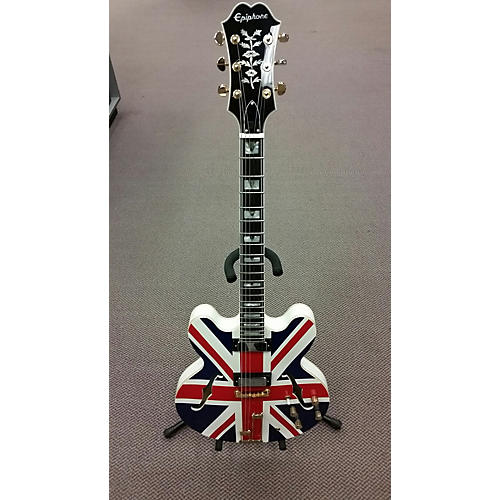 Epiphone E212T NOEL GALLAGHER UJ SHERATON Hollow Body Electric Guitar