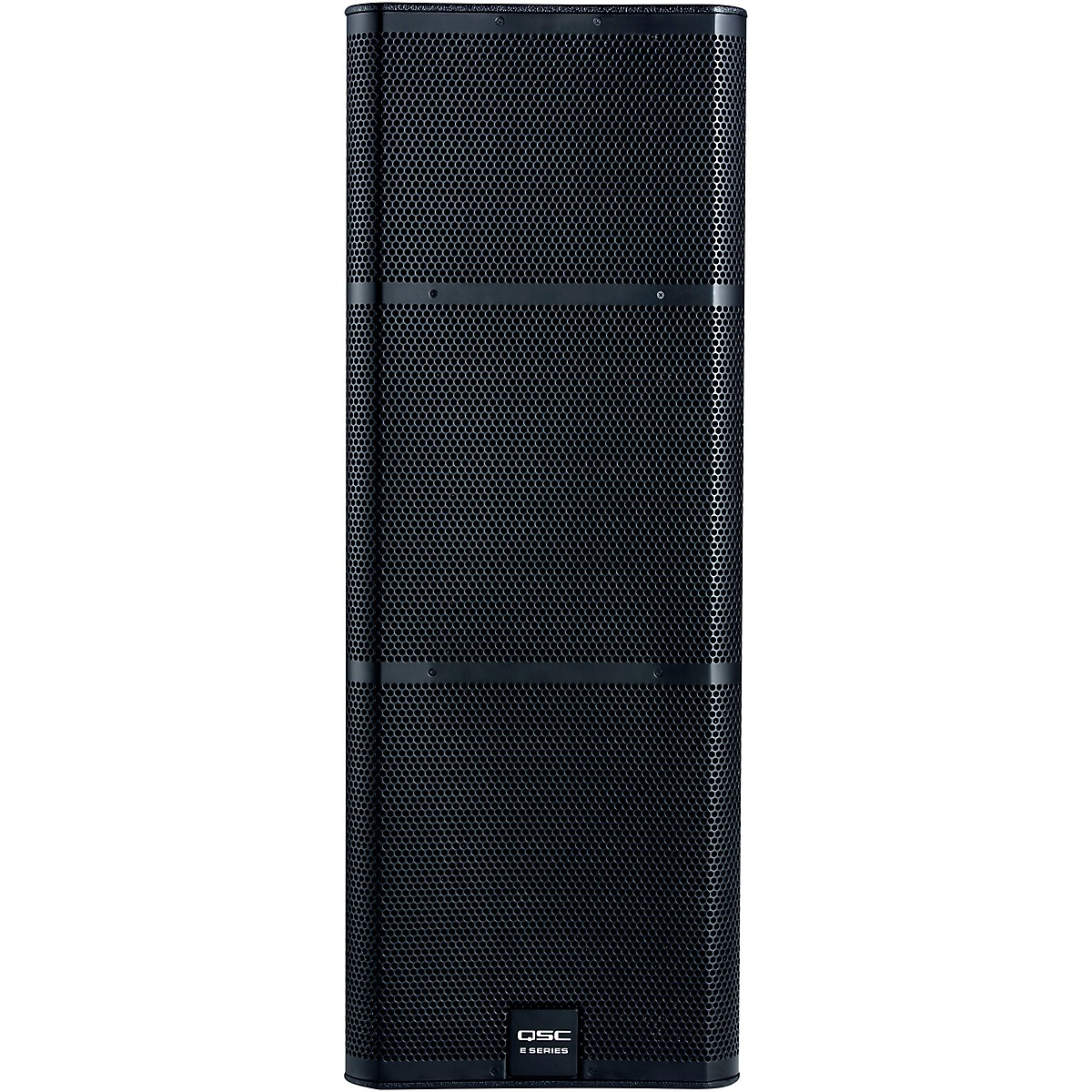 "QSC E215-BK Dual 15"" Passive Speaker"