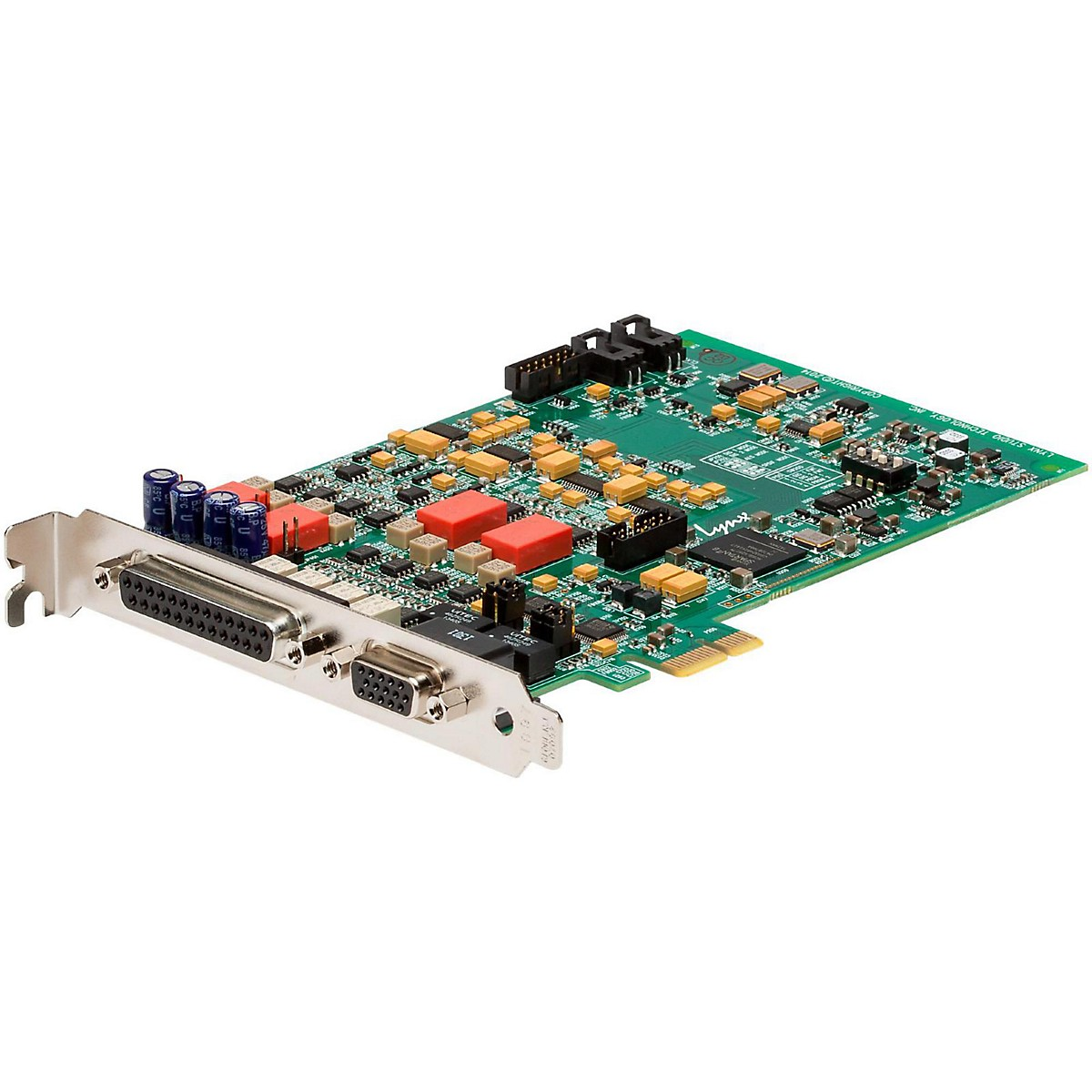 Lynx E44 4 Channel PCI Express Card