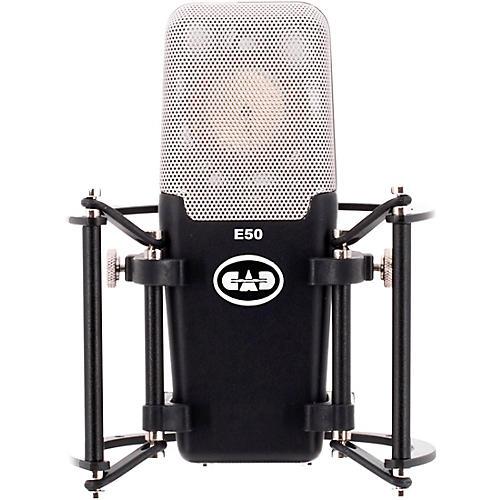 CAD E50 Equitek Large Diaphragm Side Address Studio Condenser Microphone