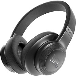 E55BT Over-Ear Wireless Headphones Black