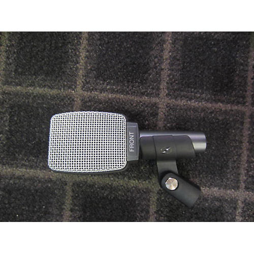 Sennheiser E609 Black And Silver Dynamic Microphone