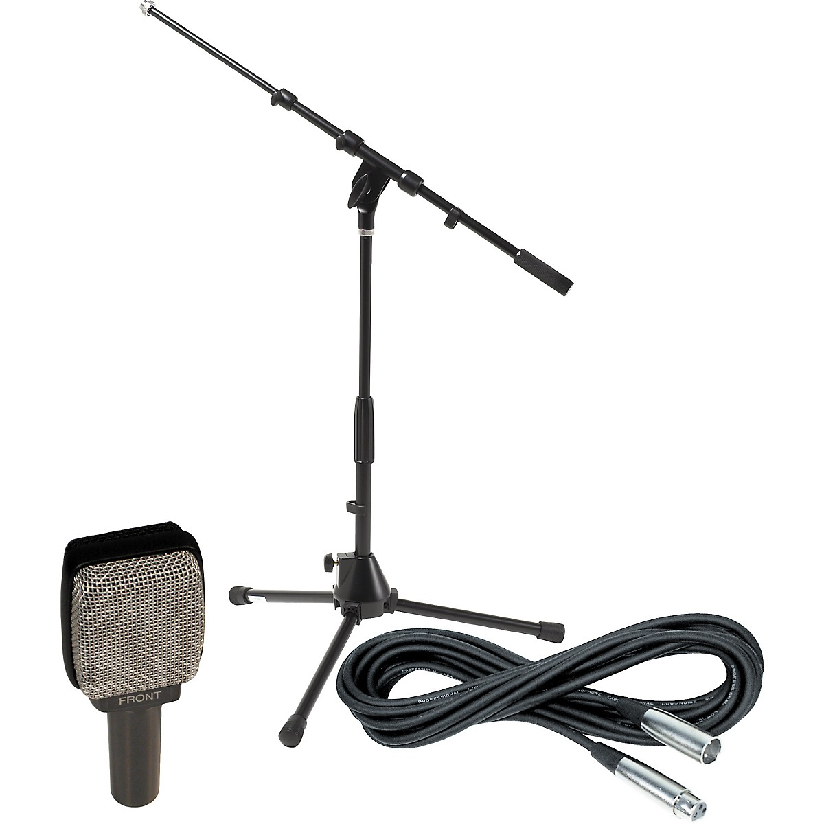 Sennheiser E609 Dynamic Guitar Mic with Stand and Cable