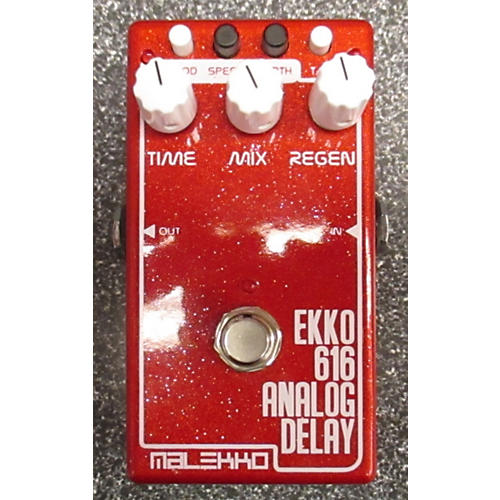 Malekko Heavy Industry E616 Analog Delay Effect Pedal