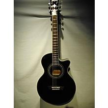 Washburn EA10b Acoustic Electric Guitar