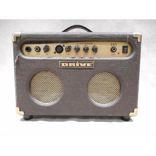 Drive EA15 Acoustic Guitar Combo Amp
