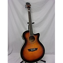 Washburn EA15A Festival Series Acoustic/Electric Acoustic Electric Guitar