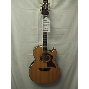 Used Washburn Ea27 Gregg Allman Signature Guitar Center