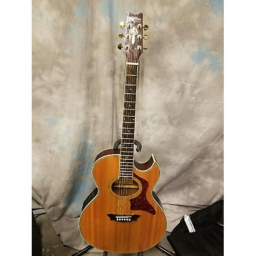Used Washburn Ea27 Greg Allman Signature Acoustic Guitar Guitar Center