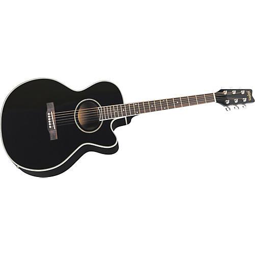 Washburn EA8B Cutaway Acoustic-Electric Guitar