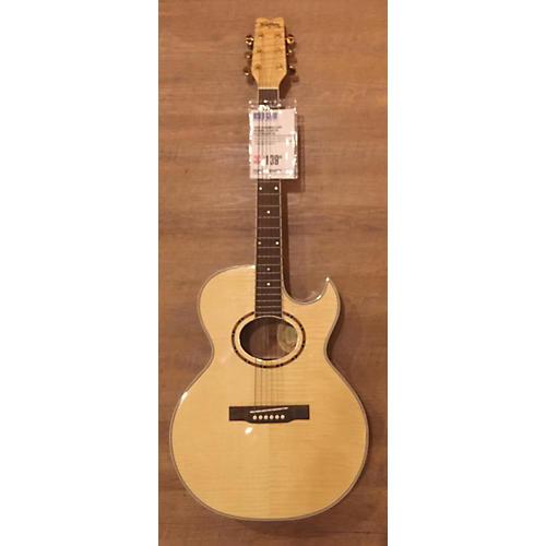 Washburn EA8F Acoustic Electric Guitar