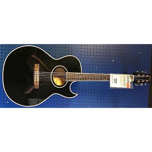 Washburn EA9B Acoustic Electric Guitar