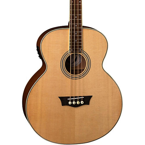 dean eab acoustic electric bass satin natural guitar center. Black Bedroom Furniture Sets. Home Design Ideas