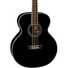 EAB Fretless Acoustic-Electric Bass Classic Black