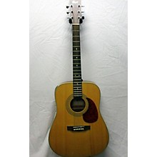 Cort EARTH70E Acoustic Electric Guitar