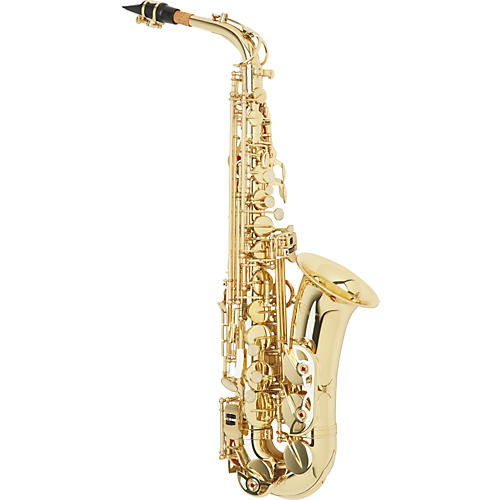 etude eas 100 student alto saxophone lacquer guitar center. Black Bedroom Furniture Sets. Home Design Ideas