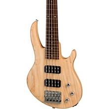 EB 5-String Bass 2019 Natural Satin