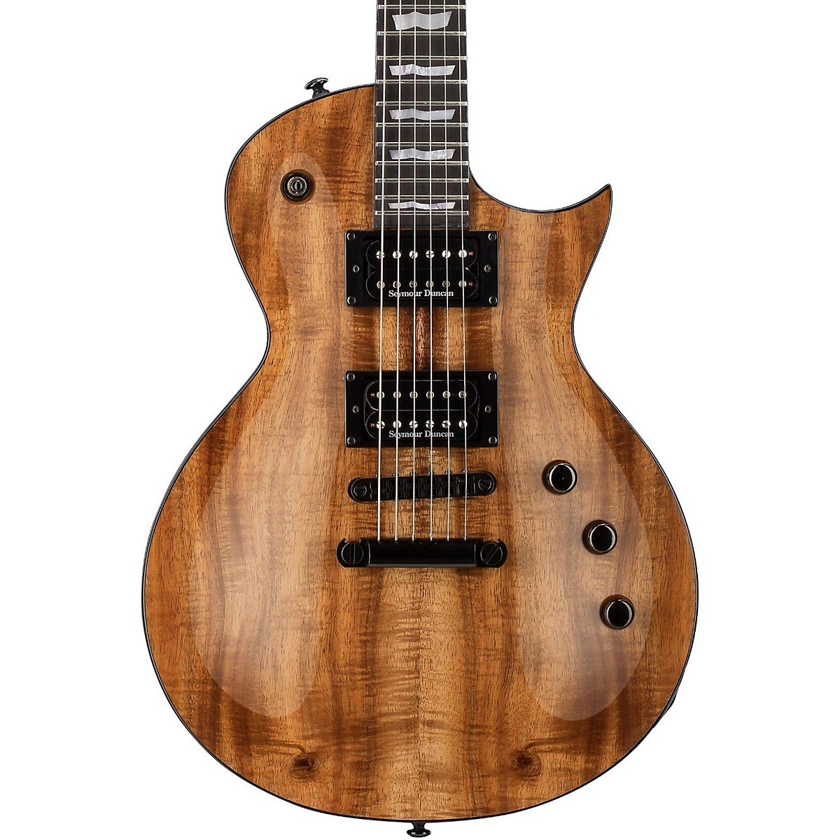 ESP EC-1000 Koa Electric Guitar