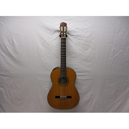 Takamine EC-128 Classical Acoustic Electric Guitar