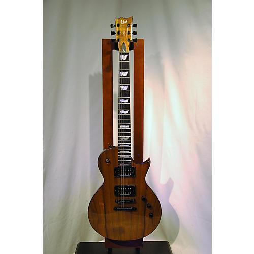 ESP EC1000 Koa Solid Body Electric Guitar