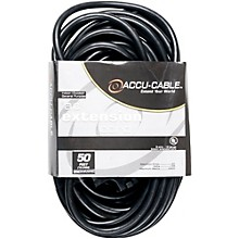 American DJ EC123-3FER 12 Gauge 3-Way IEC Power Extension Cord