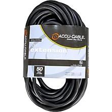 American DJ EC163 16 Gauge IEC Power Extension Cord 3 ft.