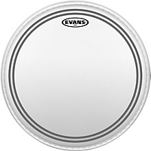 Evans EC2S Frosted Drumhead 8 in.